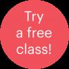 TryaFreeClass SolidCircle RED print